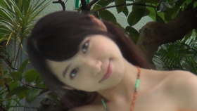 Bare Face Ichimanma Yuka Ueno Gravure Swimsuit Images070
