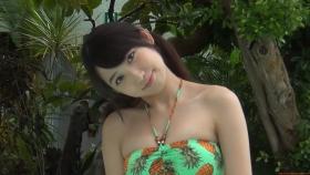 Bare Face Ichimanma Yuka Ueno Gravure Swimsuit Images069
