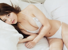 Current music college student with less than a year of experience gravure magazine Miura Umi,gravure swimsuit image011