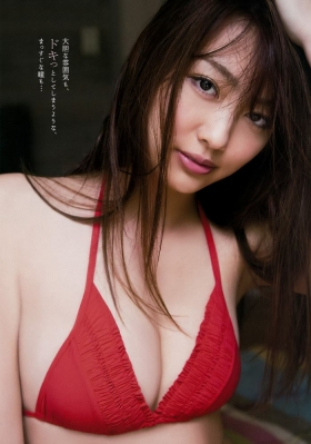 Current music college student with less than a year of experience gravure magazine Miura Umi,gravure swimsuit image019