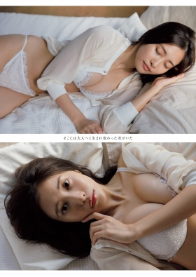 Hinako Sano Swimsuit Gravure This Body Thing Secret 2021006