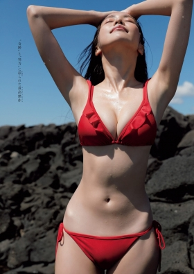 Hinako Sano Swimsuit Gravure This Body Thing Secret 2021009