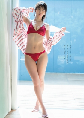 Sasara Sekine Swimsuit Gravure Shocking SEXY Shot After School Princess 2021003