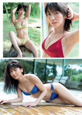 Sasara Sekine Swimsuit Gravure Shocking SEXY Shot After School Princess 2021004
