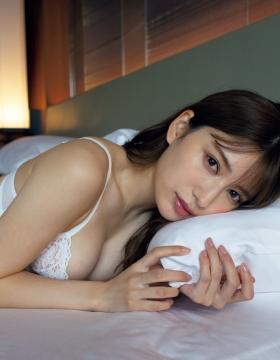 Risa Yukihira Swimsuit Underwear Gravure Fantasy Calendar 2021008