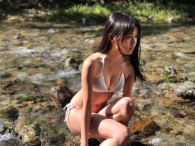 Yume Shinjo Swimsuit Gravure 1ST Photo Book Yumeiro2032
