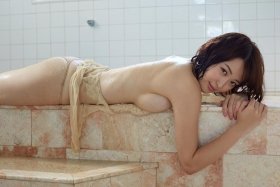 Sara Oshino Swimsuit Gravure Where is the light now2008
