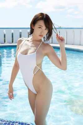 Sara Oshino Swimsuit Gravure Where is the light now2012