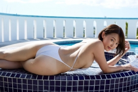 Sara Oshino Swimsuit Gravure Where is the light now2015