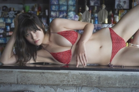Tamayo Kitamukais swimsuit gravure first photo book goes on sale immediately2015
