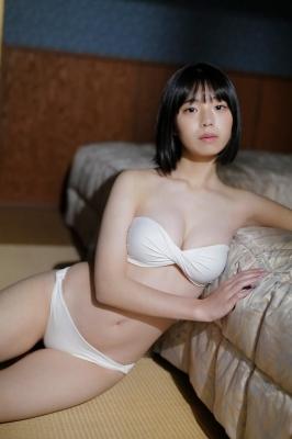 Goto Mashiro Kikuchi Hina Swimsuit Gravure Good friends JK duo 2021006