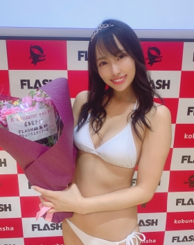 Miss FLASH2021 Swimsuit Gravure The strongest 4 people in history Takatsuki Miho Natori Kurumi Kirishima Seiko Masuda Anne 2021013