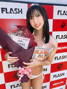 Miss FLASH2021 Swimsuit Gravure The strongest 4 people in history Takatsuki Miho Natori Kurumi Kirishima Seiko Masuda Anne 2021015