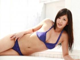 E cup Yuri Murakami swimsuit bikini picture j027