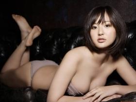 E cup Yuri Murakami swimsuit bikini picture j050
