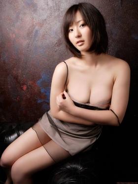 E cup Yuri Murakami swimsuit bikini picture j051