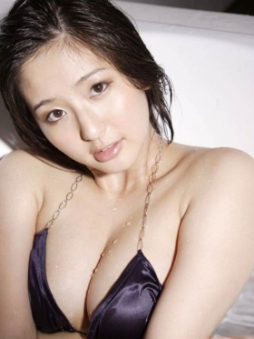 E cup Yuri Murakami swimsuit bikini picture j056