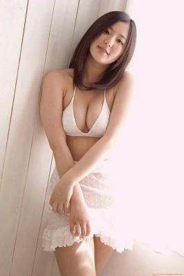 E cup Yuri Murakami swimsuit bikini picture j075