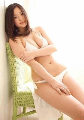 E cup Yuri Murakami swimsuit bikini picture j076