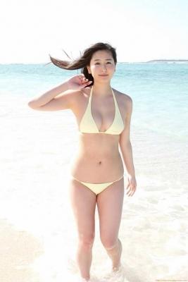 E cup Yuri Murakami swimsuit bikini picture j134