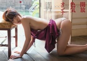 Asakura Mina Gravure Swimsuit Images001
