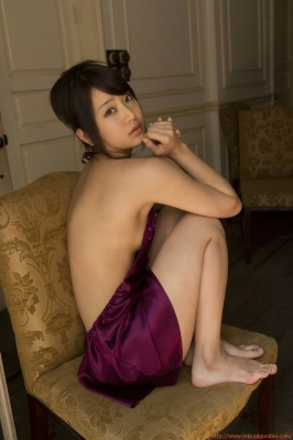 Asakura Mina Gravure Swimsuit Images005
