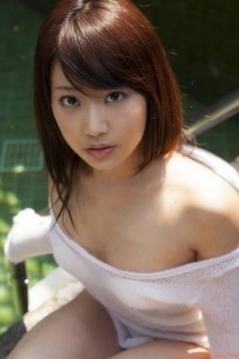Asakura Mina Gravure Swimsuit Images006