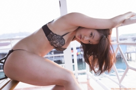 Asakura Mina Gravure Swimsuit Images013