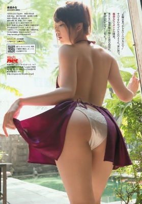 Asakura Mina Gravure Swimsuit Images022