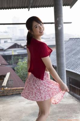 Asakura Mina Gravure Swimsuit Images027