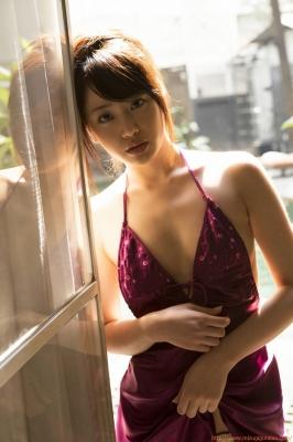 Asakura Mina Gravure Swimsuit Images037