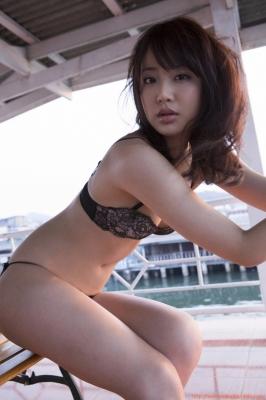 Asakura Mina Gravure Swimsuit Images042