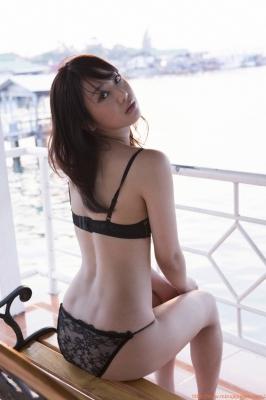 Asakura Mina Gravure Swimsuit Images043