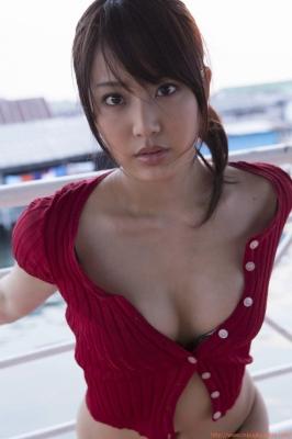 Asakura Mina Gravure Swimsuit Images050