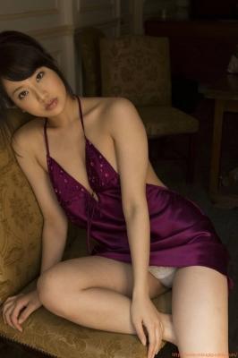 Asakura Mina Gravure Swimsuit Images053