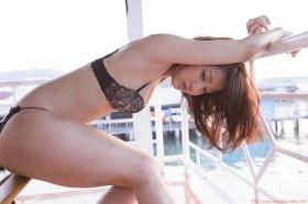 Asakura Mina Gravure Swimsuit Images056