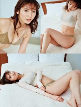 Honoka Swimsuit Gravure High Legs Debut Stimulation 2021005