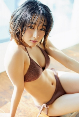 Yuu Saotome Swimsuit Gravure: From Girl to Actress 2021001