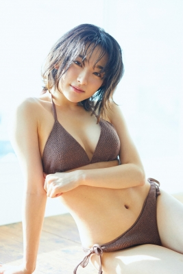 Yuu Saotome Swimsuit Gravure: From Girl to Actress 2021006