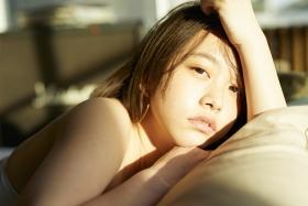 Ayuna Nitta Swimsuit Gravure The charm of Japans cutest high school girl 2021003
