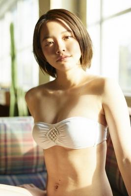 Ayuna Nitta Swimsuit Gravure The charm of Japans cutest high school girl 2021004