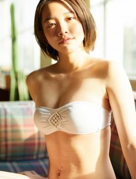 Ayuna Nitta Swimsuit Gravure The charm of Japans cutest high school girl 2021007