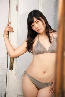 Yuka waist use swimsuit gravure Ayaman JAPAN 2021001