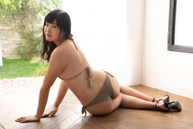 Yuka waist use swimsuit gravure Ayaman JAPAN 2021005
