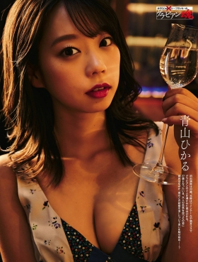 Hikaru Aoyama swimsuit underwear gravure 001