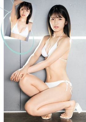 Ayaki Murayama swimsuit gravure Mogi Shinobu YUMOGI Combi 2021012