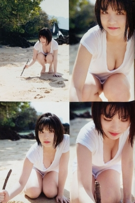 The Last Cinderella Girl of the Heisei Era Nagi Nemoto Gravure Swimsuit Images035
