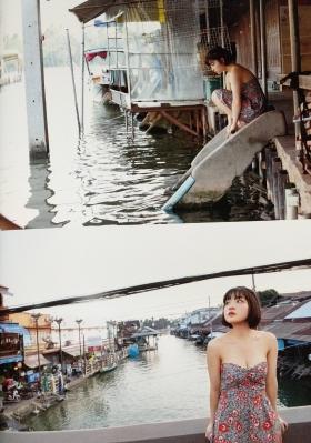 The Last Cinderella Girl of the Heisei Era Nagi Nemoto Gravure Swimsuit Images077