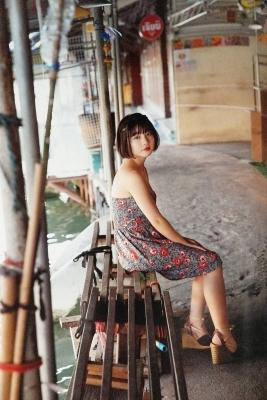 The Last Cinderella Girl of the Heisei Era Nagi Nemoto Gravure Swimsuit Images076