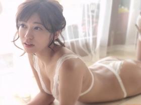 Reimi Osawa Gravure Swimsuit Bikini Image025